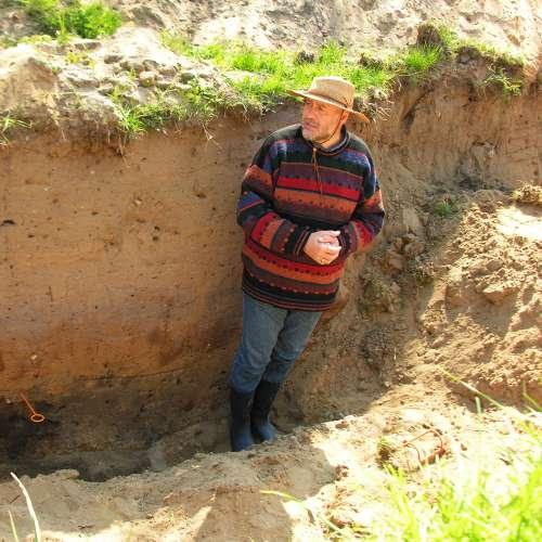 Hans-Rudolf Bork: Diplom-Geograph, Geoökologe, Bodenkundler, Geoarchäologe und Ökosystemforscher